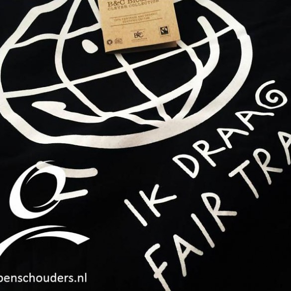 Fair Trade T-shirts bedrukken
