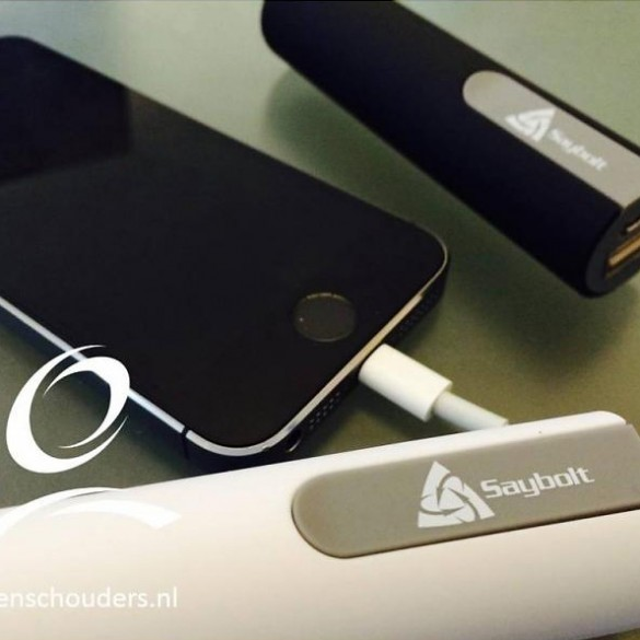 Powerbank bedrukken