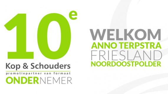 Kop & Schouders Friesland & Noordoostpolder is van start!